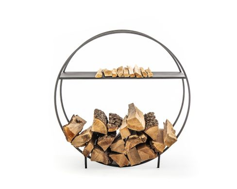 Log Holder Circle by Atelier Article