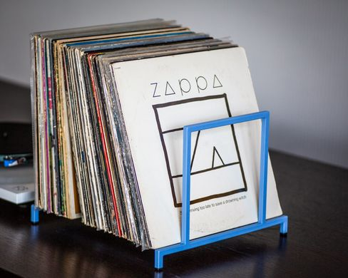 LP storage // Records stand // Display for vinyls // Listen now stack // Album stand // Free shipping