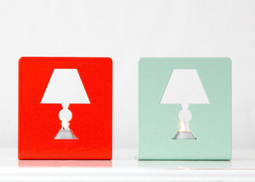 "Candle holders ""Light of my Candle"" by Atelier Article"