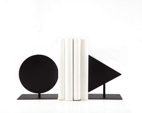Modern Bookends «Play» by Atelier Article