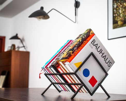 LP storage // Records stand // Display for vinyls // Listen now stack // LP Album stand // Free shipping