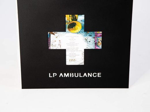 LP storage // Records stand // LP ambulance // Listen now stack // Compact LP storage // Free shipping