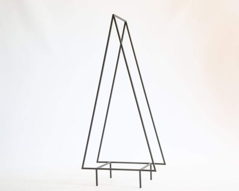"Log holder // Firewood Storage for indoors or outdoors ""Tree"" by Atelier Article"