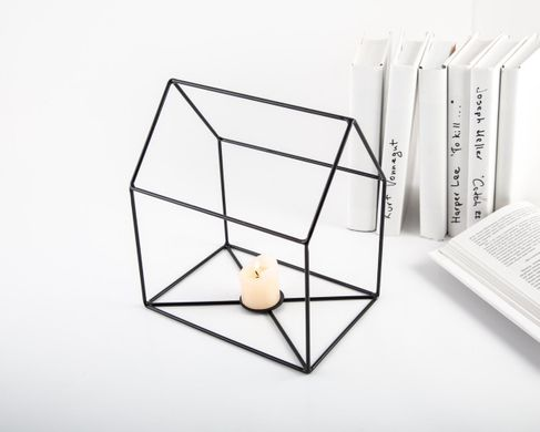 "Lantern ""Clean house"" by Atelier Article"