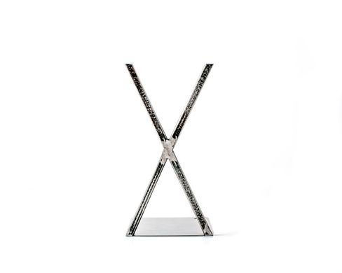 Decorative Bookends - Raw X factor - // minimalistic and pure by Atelier Article, Dark gray