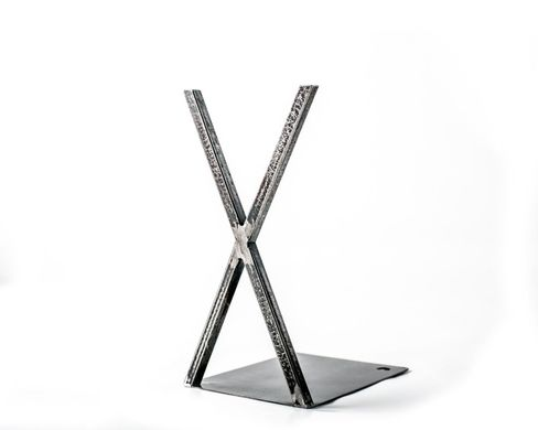 Decorative Bookend - Raw X factor - by Atelier Article