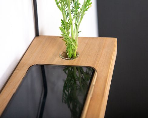"Minimalist scandinavian style VASE ""Flower shelf"" by Atelier Article, Assorted"